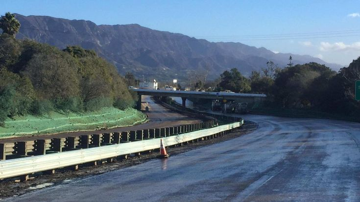 Highway 101 in Santa Barbara County reopens nearly two weeks after a massive mudslide