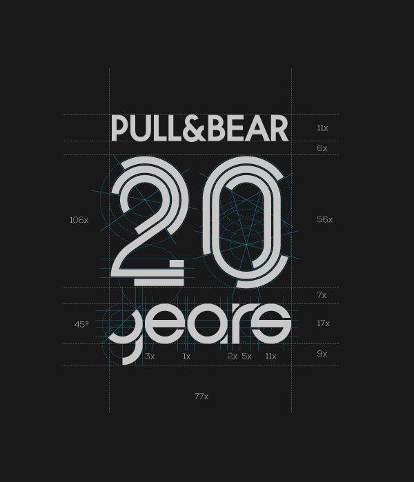 Pull&Bear XX Anniversary on Behance