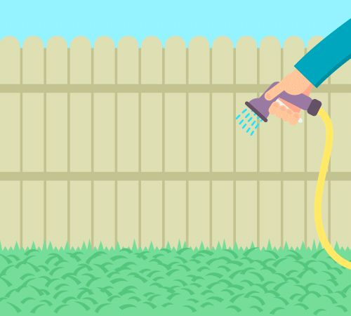 Clogged up lawn? Dethatching it will help air, water, and nutrients get to where they need to go. It's a pretty simple process. #SpringIsCalling