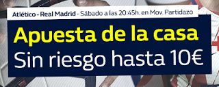 el forero jrvm y todos los bonos de deportes: William Hill invita la casa Atletico vs Real Madri...