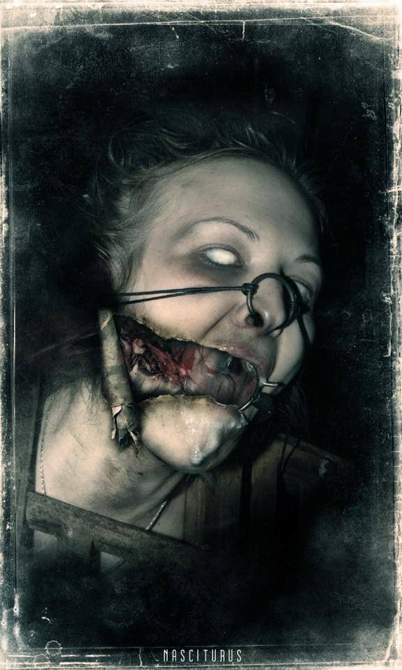 Creature study 1 by Darkcloud013 on DeviantArt  |Disturbing Dark Scary