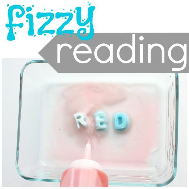 Fizzy Reading