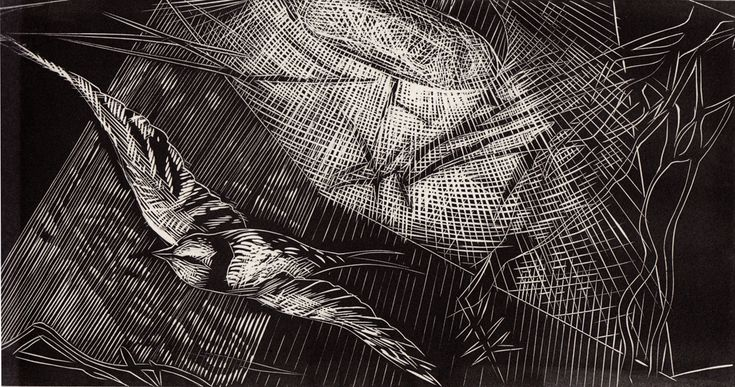 Linocut exhibition in London - last chance to see! - LinocutBoy