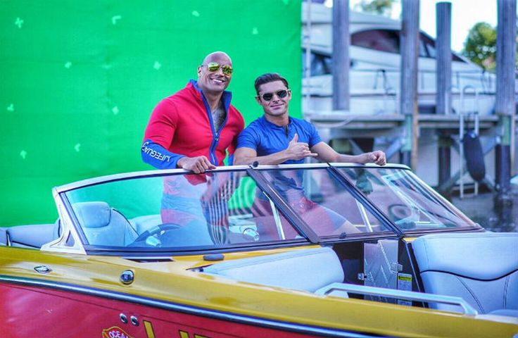 'Baywatch' Cast Zac Efron's First Peek On Set! - http://www.movienewsguide.com/baywatch-cast-zac-efrons-first-peek-set/164830