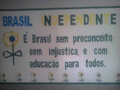 A comemoração da Independência do Brasil, celebrada no dia 7 de setembro, assim como o dia do Descobrimento do Brasil, é uma das datas mais importantes da nossa nação. Com a pressão de Portugal e a insatisfação de Dom Pedro I, além da insatisfação das elites brasileiras, a Independência do Brasil foi declarada. E para … Continuar lendo Painéis e Murais para Comemorar o Dia da Independência – 7 de Setembro