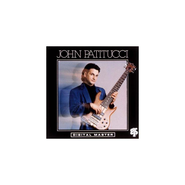 John Patitucci - John Patitucci (CD)