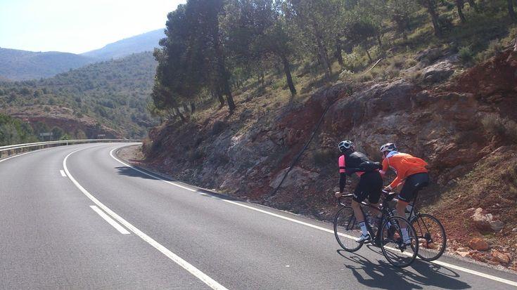 Road Cycling Training Camp 2016 Andalucia Spain Malaga Granada