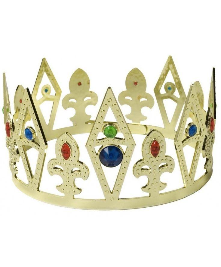 Королевская+корона,+пластик+(Италия)