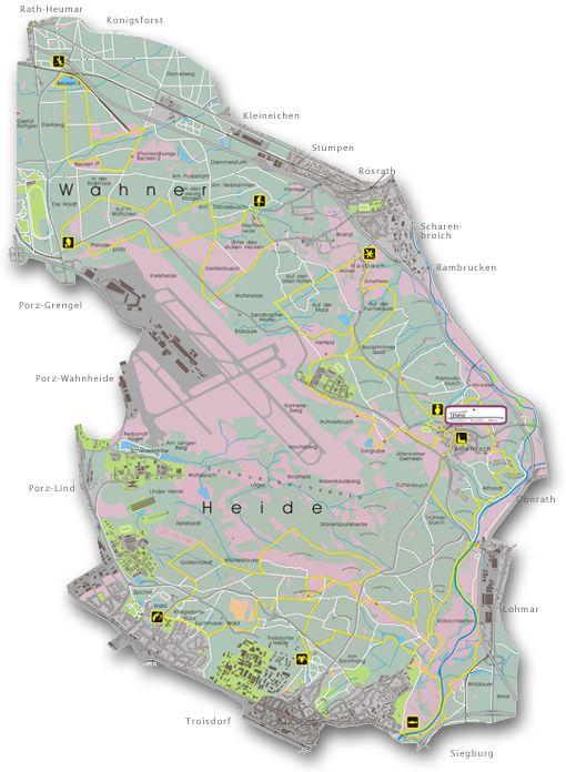Wahner Heide: Wanderwege durch das artenreichste Naturschutzgebiet in NRW