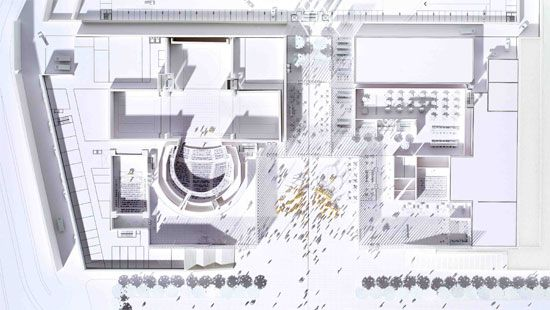 the stavros niarchos foundation cultural center, greece by renzo piano