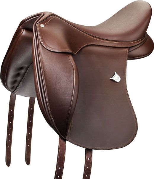 Bates Innova - Extended Contourbloc® - The Innova saddle features a deep, yet surprisingly open seat that works in partnership with the revolutionary Contourbloc®, which is anatomically contoured to the rider's leg.