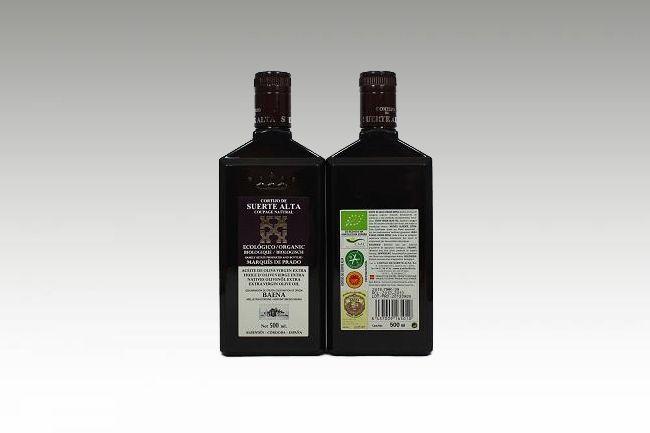 Suerte Alta 500 ml Aceite Oliva VE Ecológico 10,45€