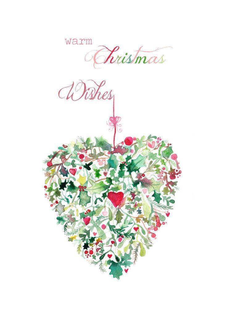 Christmas Merry Wishes Weihnachtsgruß Weihnachtskarte E-Card Whatsapp Facebook Online Karte