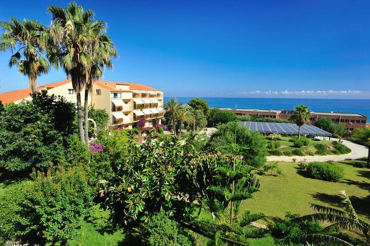 Hotel Alberi del Paradiso - Cefalù nel Cefalù, Sicilia