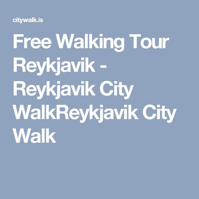 Free Walking Tour Reykjavik - Reykjavik City WalkReykjavik City Walk