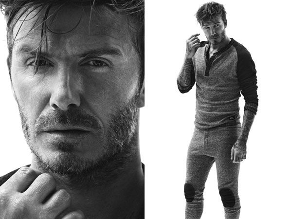 David Beckham H&M Ads, Shirtless, Sexy Photos – Style News - StyleWatch - People.com