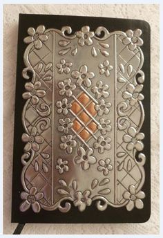 Pewter and Copper Journal by PewterConcepts on Etsy