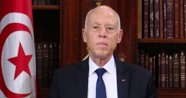 تونس لن تكون جبهة خلفية لأي طرف تصريحات نارية من قيس سعيد بشأن أزمة ليبيا