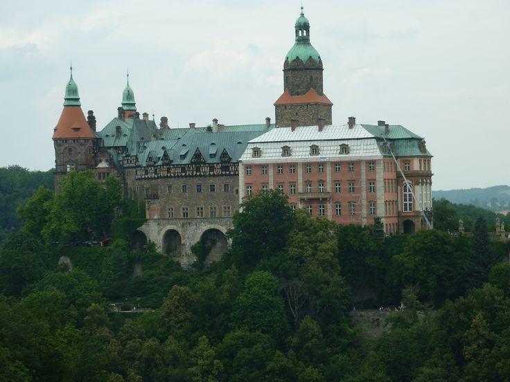 Książ (Schloss Fürstenstein)