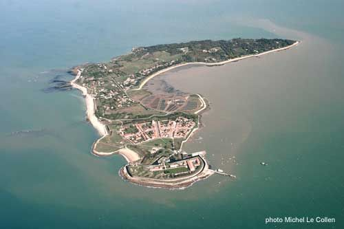 Ile d'Aix. Charente-maritime