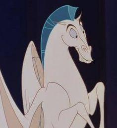 Pegasus from Hercules