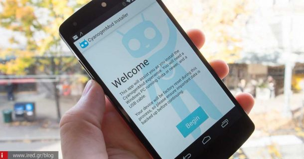 Cyanogen: Android με εφαρμογές της Microsoft