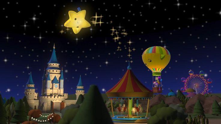 Twinkle Twinkle Little Star. Still from video by #HuggyBoBo - watch on YouTube https://goo.gl/C6tbfl via @huggybobo