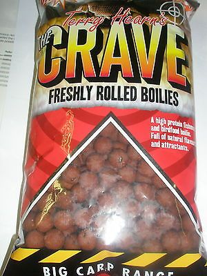 Dynamite Baits THE CRAVE Boilies 20mm 1kg Fishing tackle