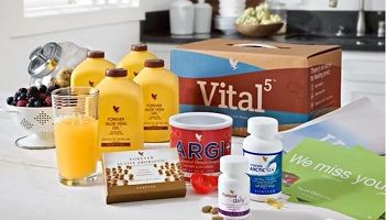 Take natural supplement from Forever Living for best results.