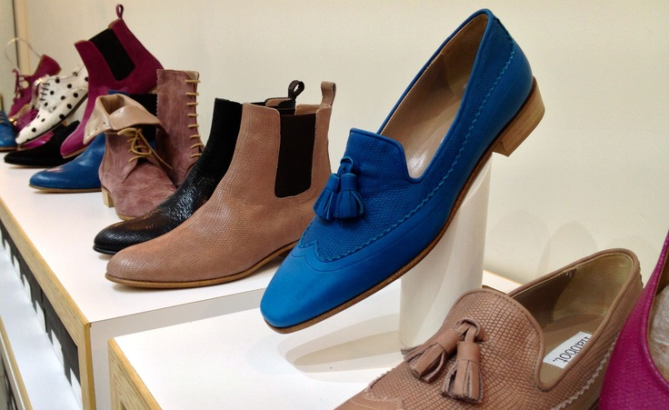 Amazing habbot leather shoes, designed in Melbourne & made in Italy. Best ballet flats - I love them !!!