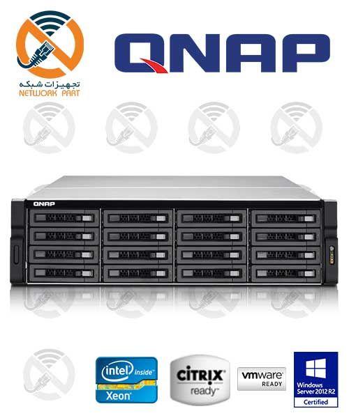 QNAP TS-EC1680U-E3-4GE-R2   QNAP   Data backup, Storage