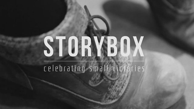 Storybox: Celebrating Small Victories by Fidgit Box. Jolanta is an aspiring artist and she studies filmmaking using computer technologies at UCA Rochester.  Here she tells us about how listening to advice from a previous Fidgit, David Shillinglaw, payed off exceedingly giving her great confidence and a number of exciting opportunities as she prepares to graduate.