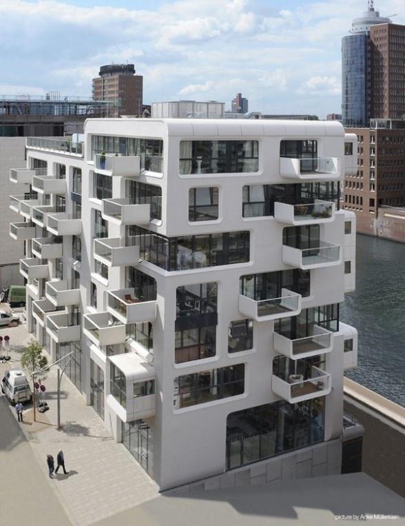 Cool Apartment Buildings