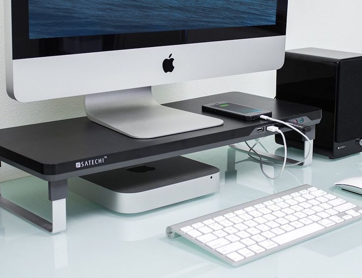 25 best ideas about monitor stand on pinterest monitor stand ikea printer stand and computer. Black Bedroom Furniture Sets. Home Design Ideas