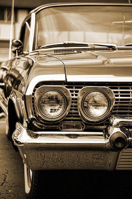 1963 Chevrolet Impala SS - by Gordon Dean II #windscreen #windscreens #winddeflector http://www.windblox.com/