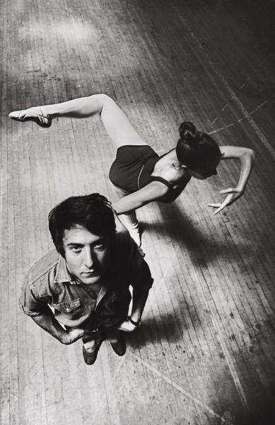 Dustin Hoffman by Ara Güler
