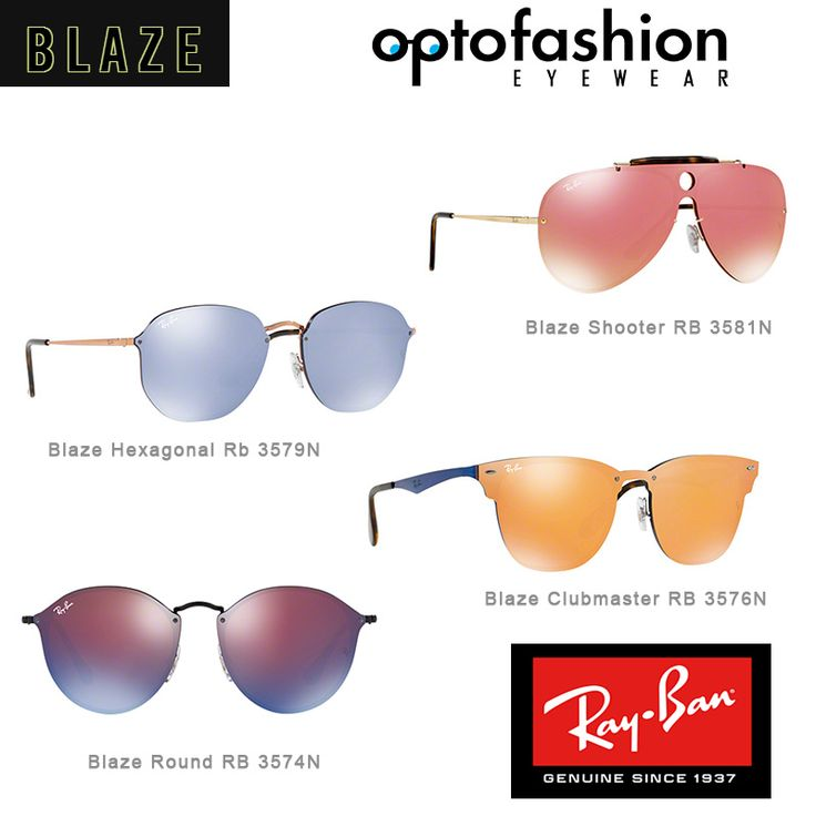 Για την νέα σεζόν καλοκαίρι 2017, η Ray-ban τολμά  με μια φρέσκια έκδοση των θρυλικών μοντέλων της. Ανάλαφρες κατασκευές, επίπεδοι φακοί, τολμηροί καθρέφτες συνθέτουν το νέο στυλ Blaze, που θα εντυπωσιάσουν όλους τους Fun της Ray-Ban.