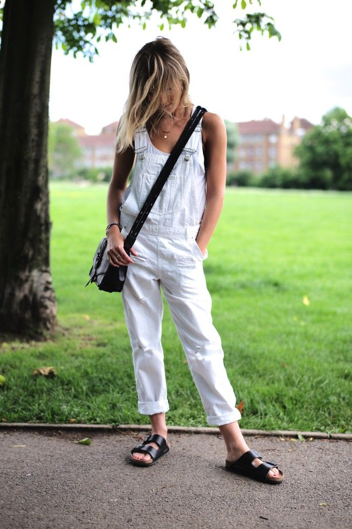 Fashion Me Now | Topshop Dungarees