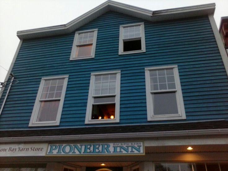 Pioneer Backpackers Inn in Prince Rupert, BC