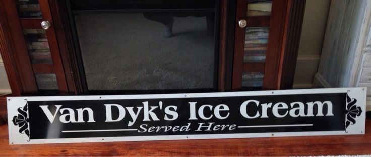 Bergen County New Jersey's favorite ice cream!
