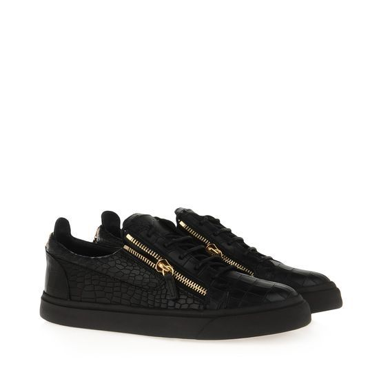 Sneakers - Sneakers Giuseppe Zanotti Design Men on Giuseppe Zanotti Design Online Store @@Melissa Nation@@ - Spring-Summer collection for men and women. Worldwide delivery. |  RDM401 007