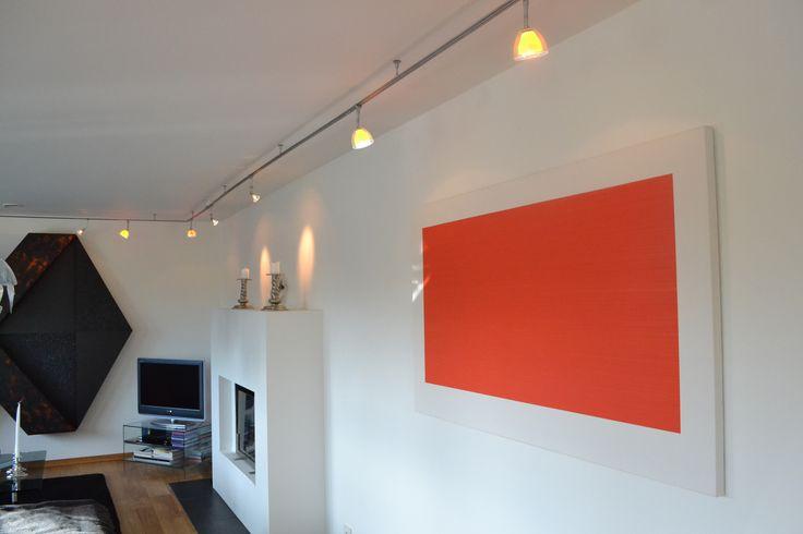 En sliten villa på Bygdøy ble totalrenovert og forvandlet til et lyst hjem med gode belysningsløsninger