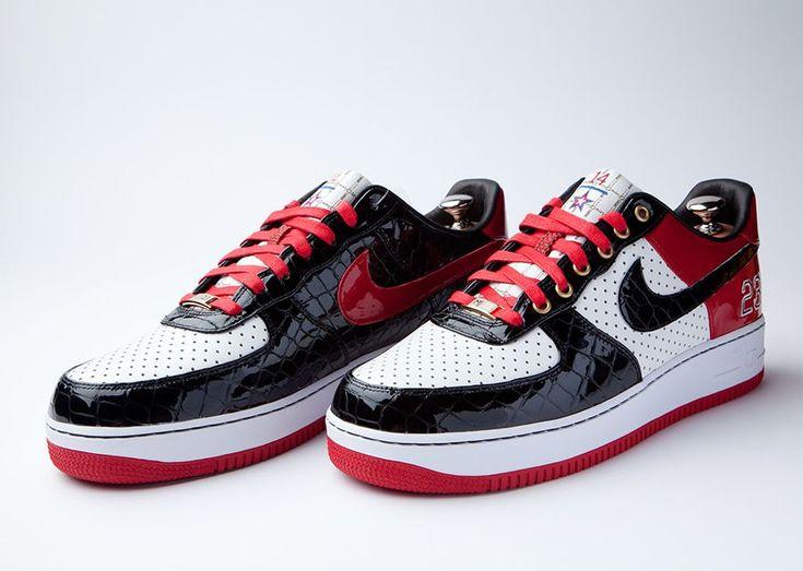 """Nike Air Force 1 Bespoke """"Michael Jordan"""" by Layupshot"""