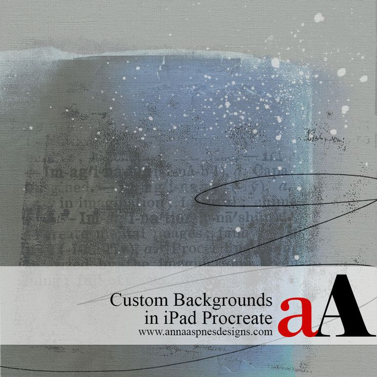 Custom backgrounds in ipad procreate anna aspnes designs