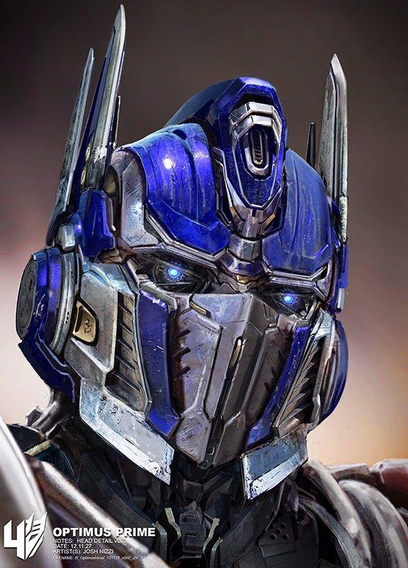 Optimus Prime by Josh Nizzi
