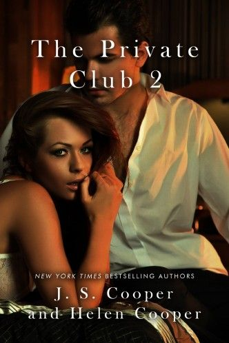 The Private Club Book 2 by J. S. Cooper.  Meg had no idea what she was getting herself into when she accepted a job at the Private Club. She also hadn't planned on meeting a man like, Greyson Twining...