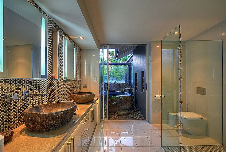 264 Best Balinese Bathroom Ideas Images On Pinterest Balinese Bathroom Bathroom Ideas And