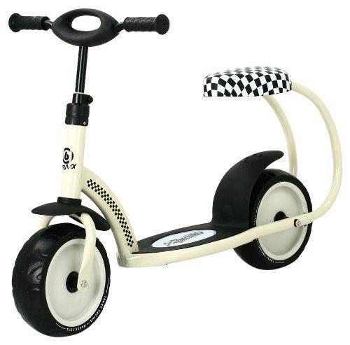 Hauck Traxx Besta Scooter, Cream White by Hauck / Traxx. $63.99