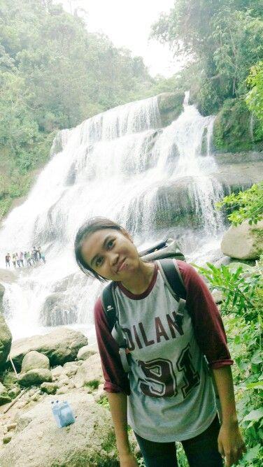 Air Terjun Lacolla, Desa Cenrana - Poros Camba - Maros, Sulawesi Selatan