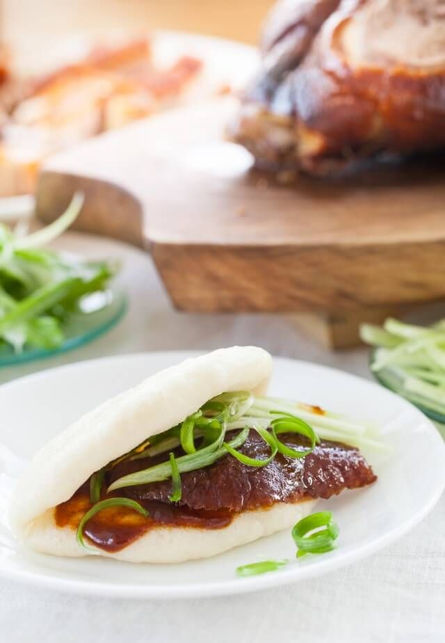 Chinese Steamed Buns | Recipe | Buns, Bun recipe and Turkey